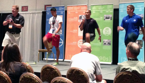 Madison : Nsca conference